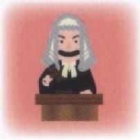 ハートグラムカード裁判官タイプ